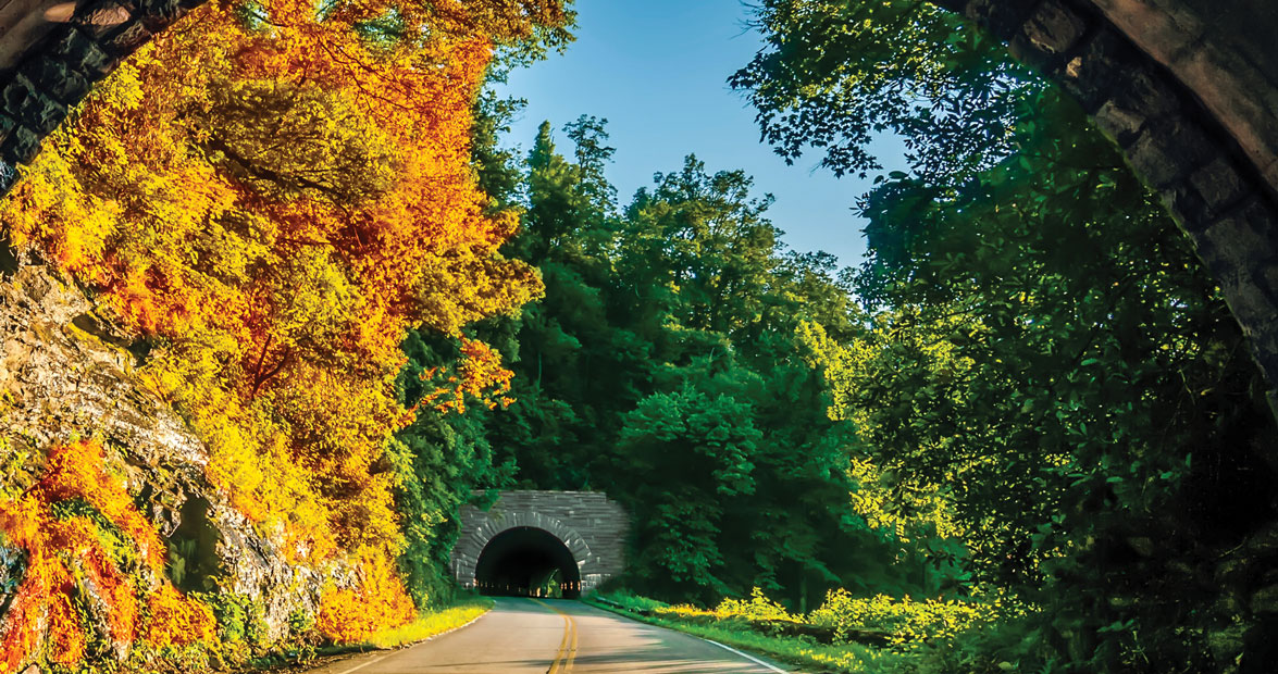 Tunnel Vision: Blue Ridge Parkway – Our State Magazine
