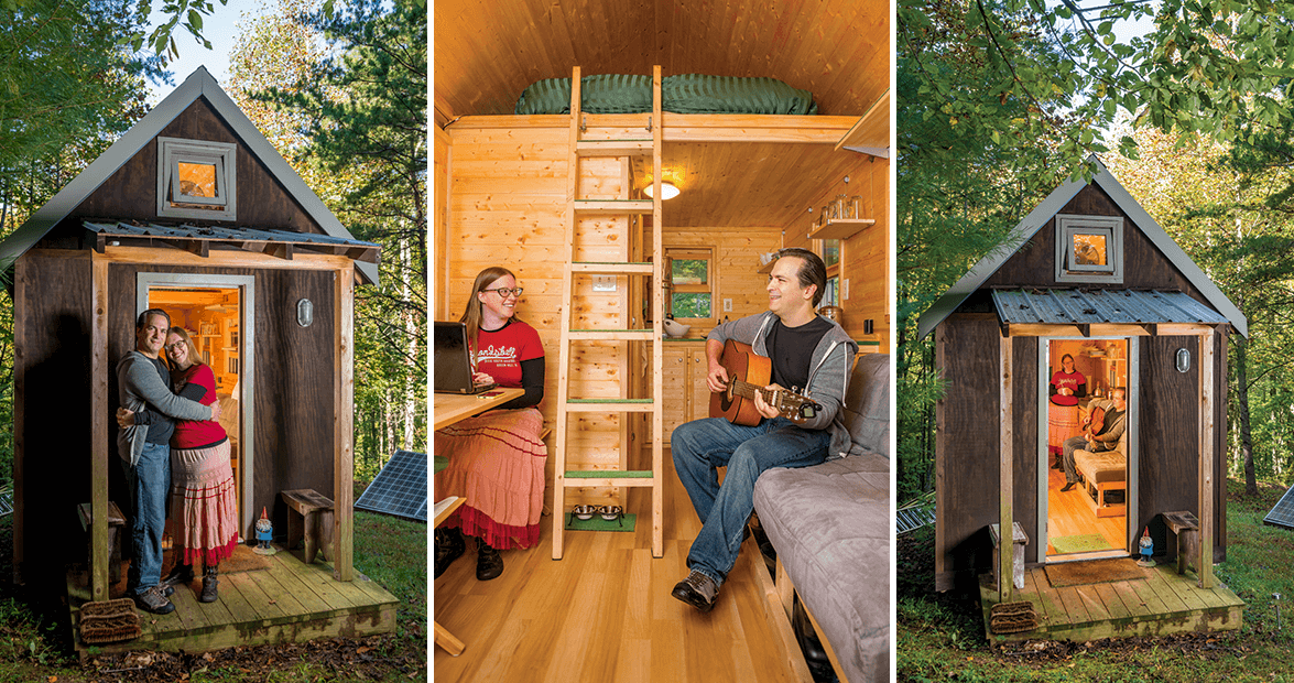 what its like to live in a tiny home - Tiny Dwellings