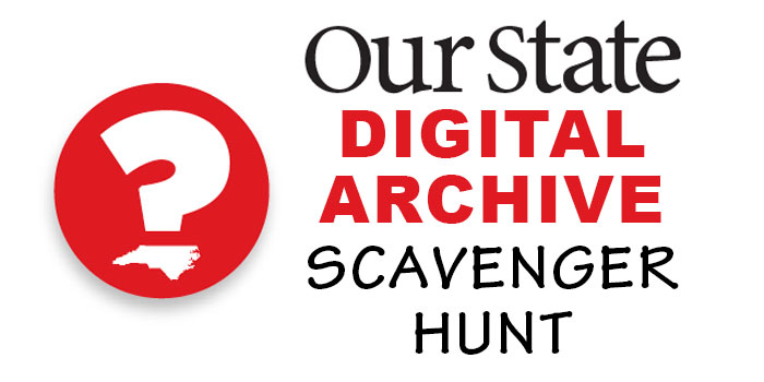 Digital Archive Scavenger Hunt