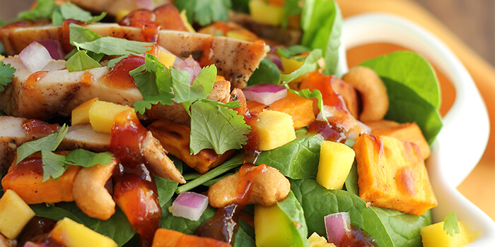 calypso chicken salad
