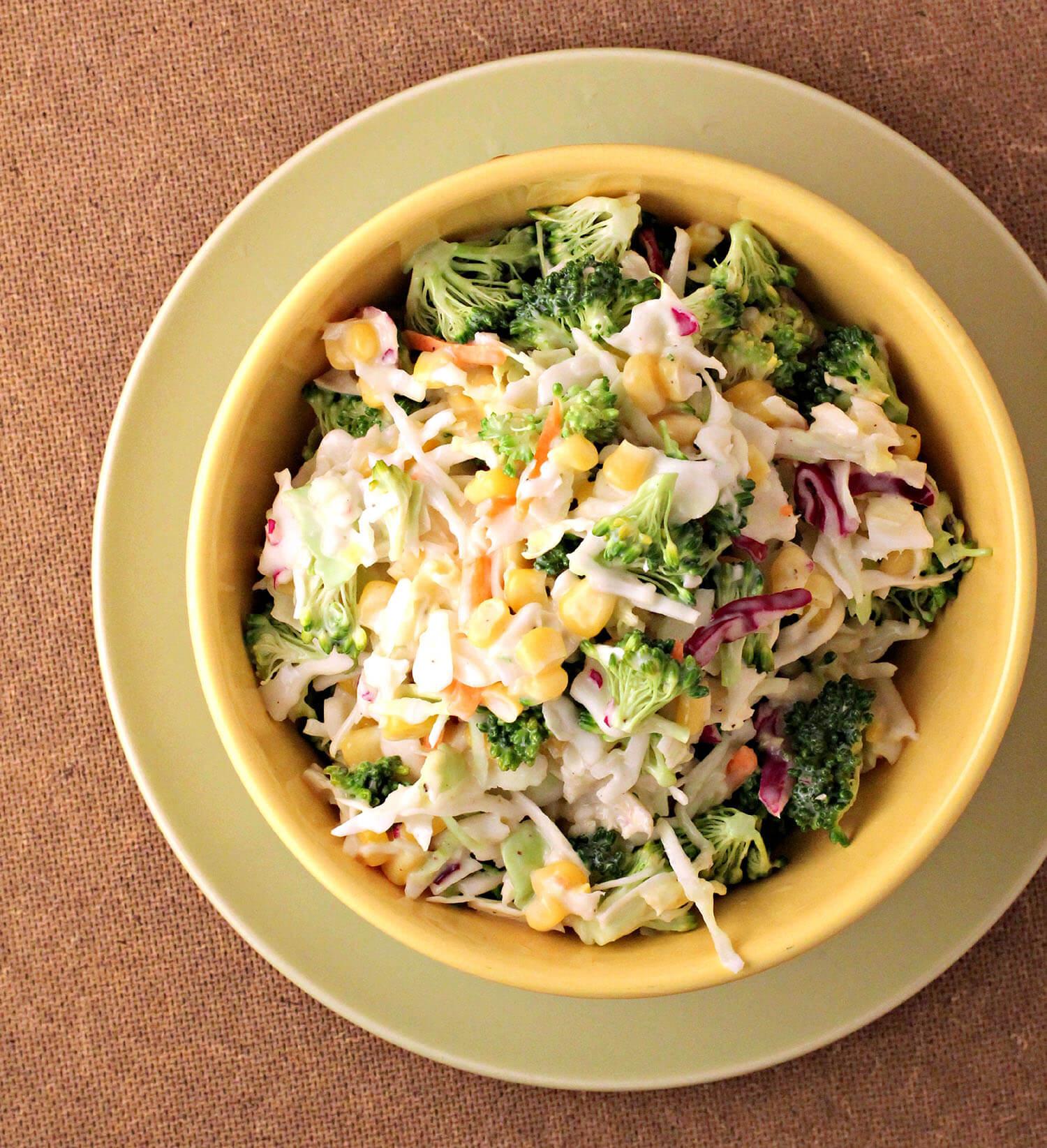 Healthy Coleslaw (2)