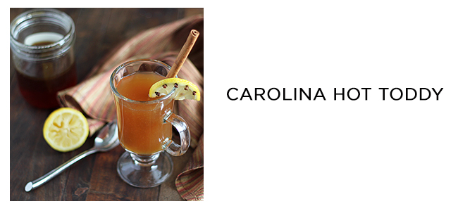 carolina hot toddy