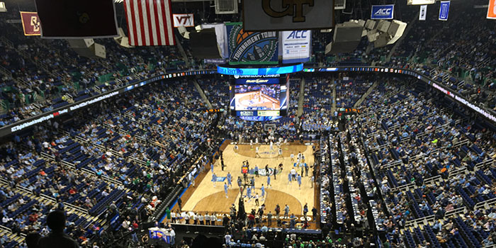 ACC Greensboro Coliseum