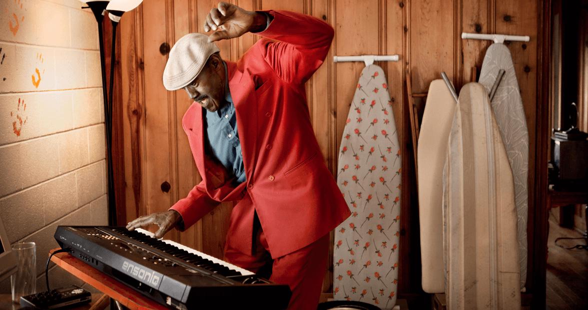 Music Maker Relief Foundation | Ironing Board Sam