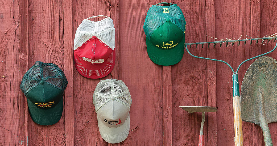 Trucker Hats  Fashion Statements Born Out of Necessity  b8fbedc2f46e