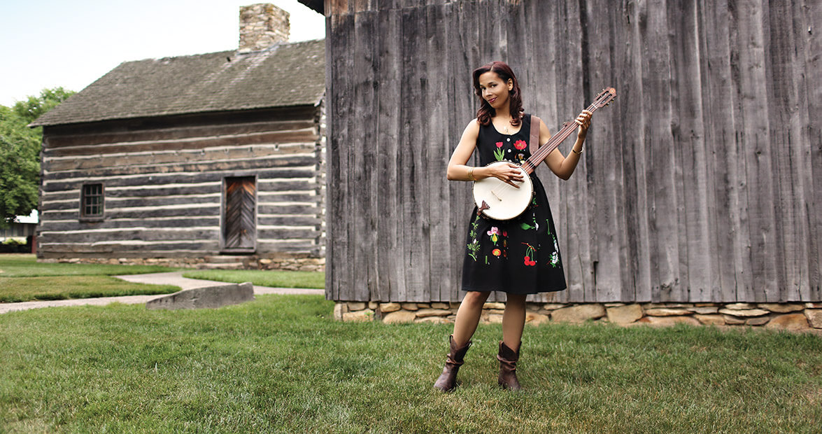 Rhiannon giddens married