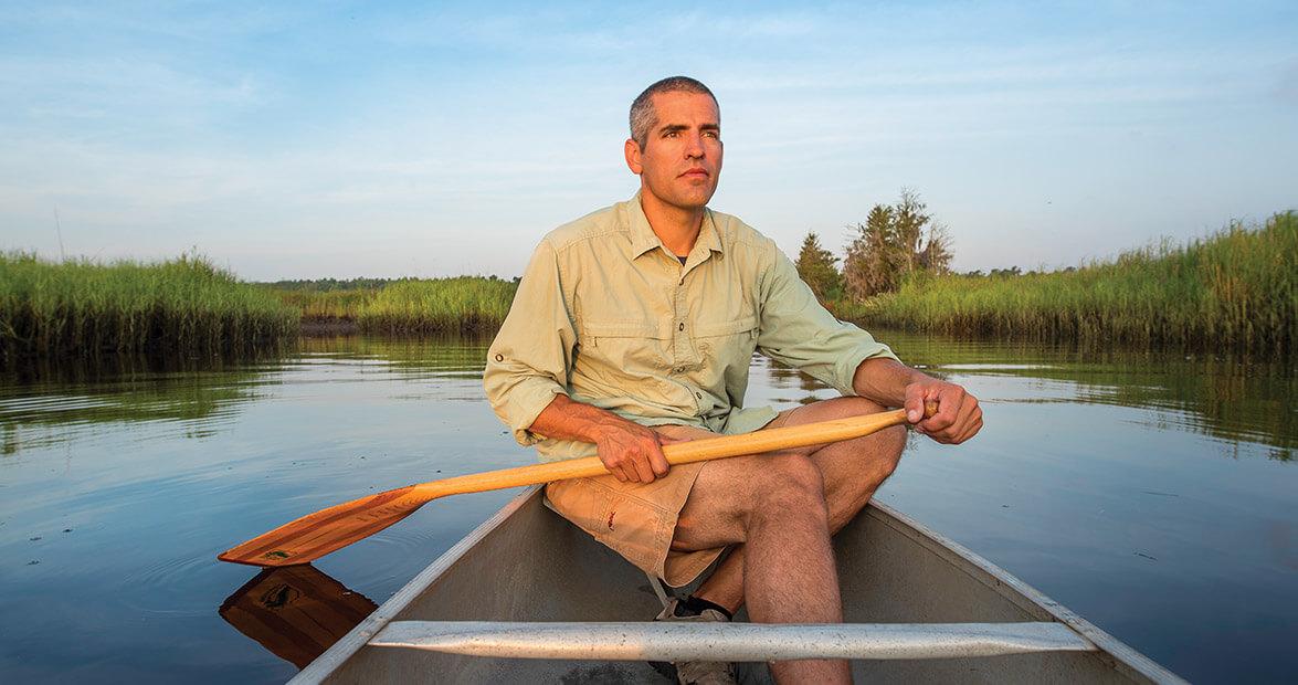 Cape Fear Riverkeeper Kemp Burdette Speaks for the Water | Our State