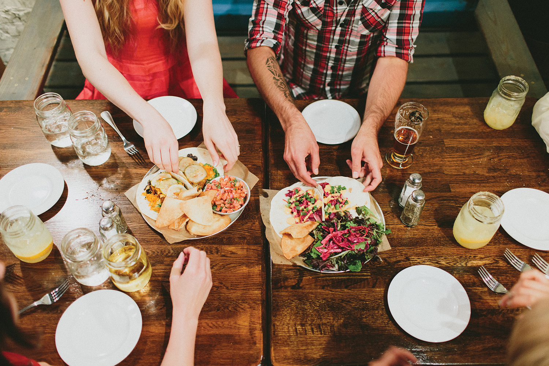 triad dining
