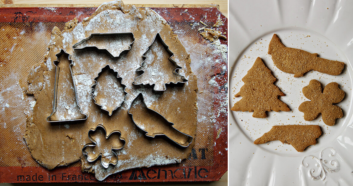 Gingerbread Cookies recipe 1