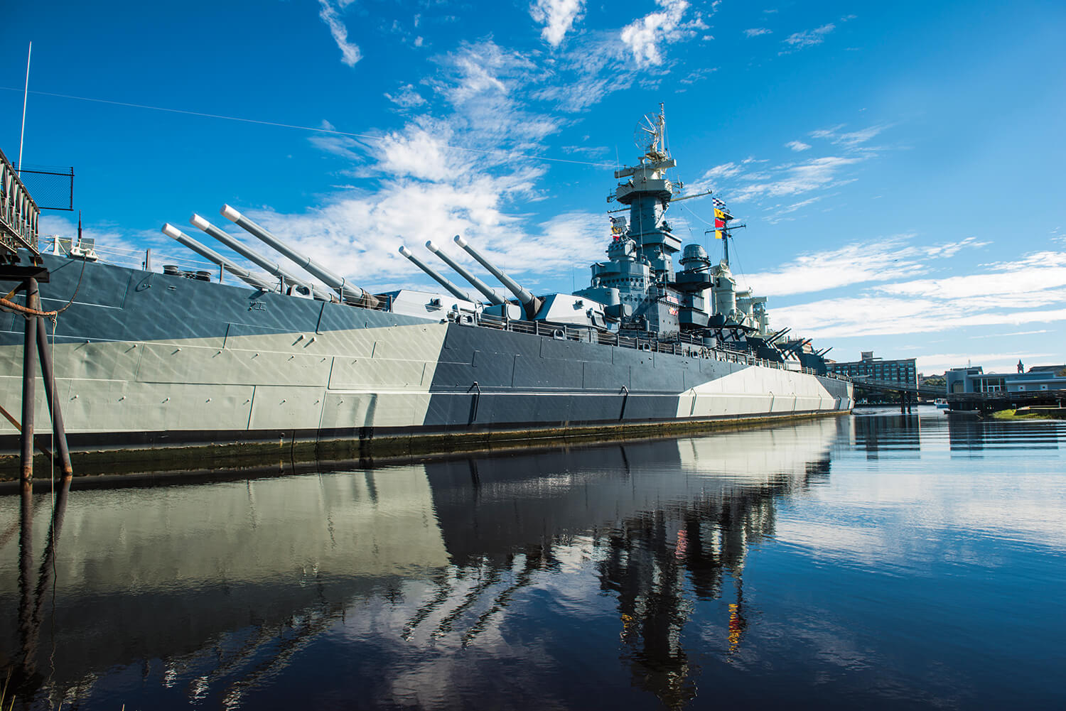 uss north carolina christmas 3