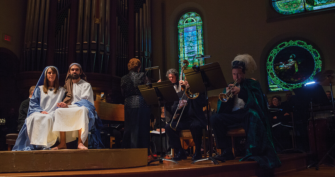 greensboro jazz nativity