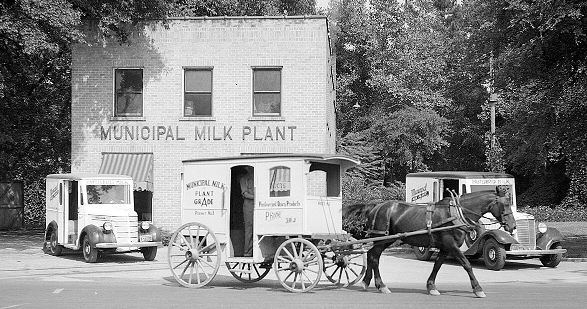 tarboro municipal milk