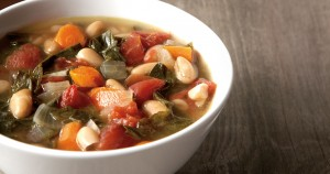 Beans & Greens Soup