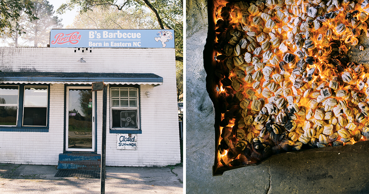 b's barbecue