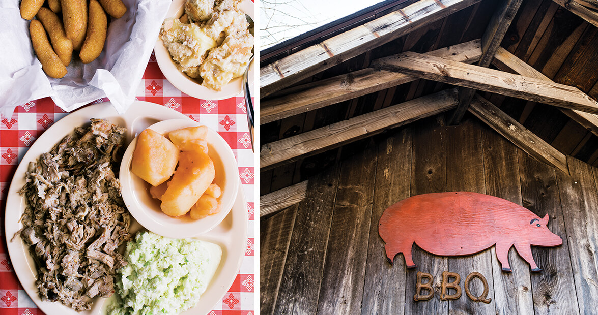 North Carolina Historic Barbecue Trail