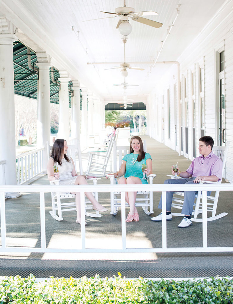 pinehurst carolina hotel porch