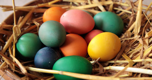 easter eggs march 2016