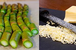 asparagus gratin thumbnail
