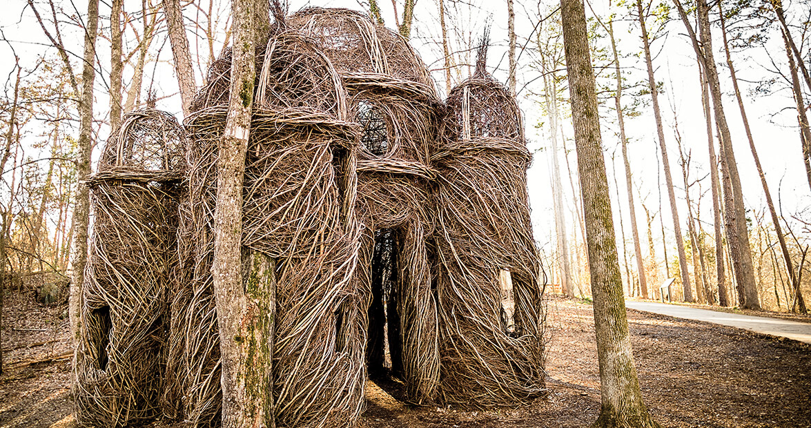 wood word patrick dougherty