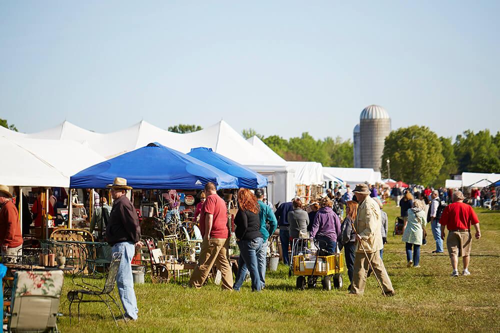 liberty antiques festival