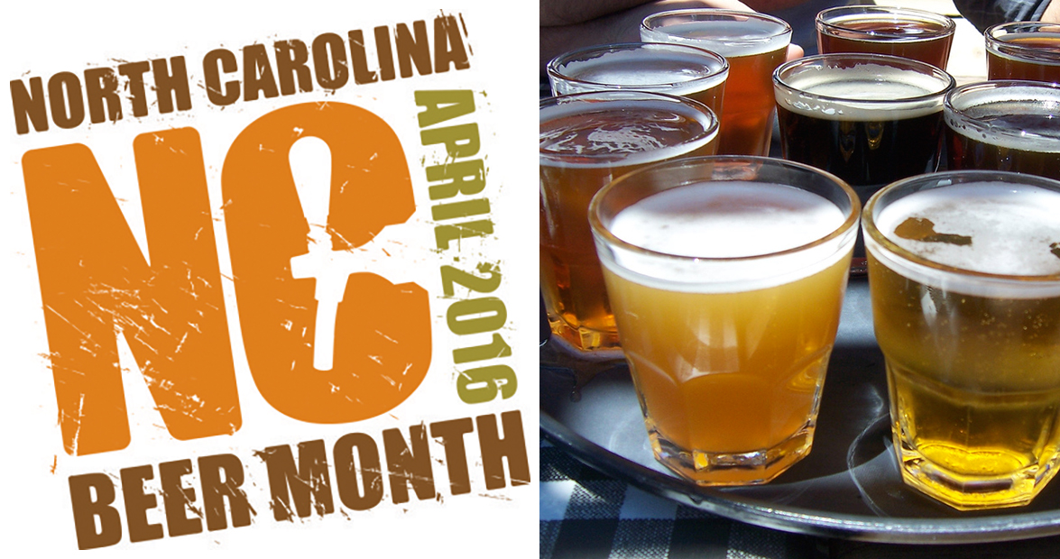 nc beer month 2016