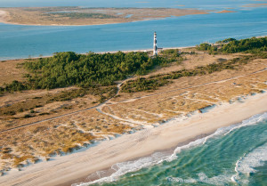 cape lookout seashore