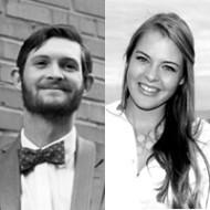 Ellis Dyson & Katie Schanze