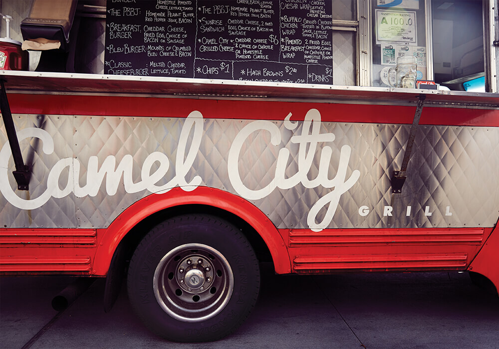 camel city grill truck
