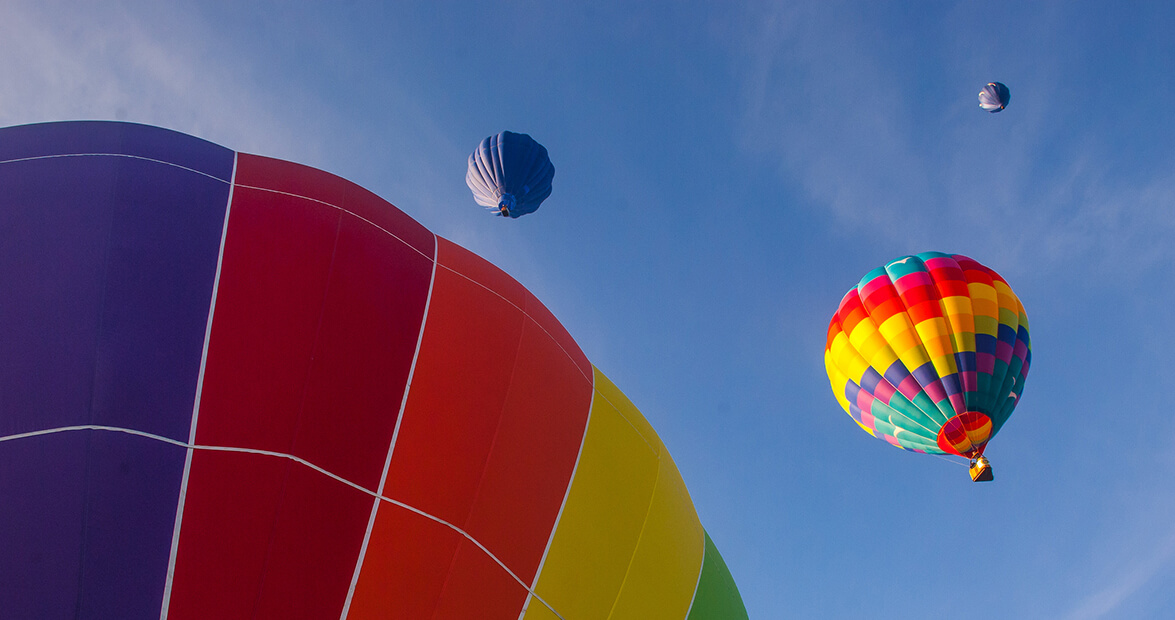 hot air ballons may 27-30