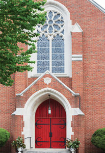 lutheran church hickory