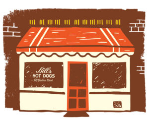 bills hot dogs