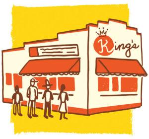 kings sandwich shop