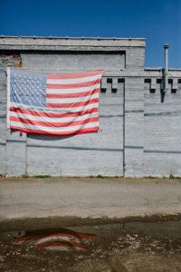 Davidson Main St flag