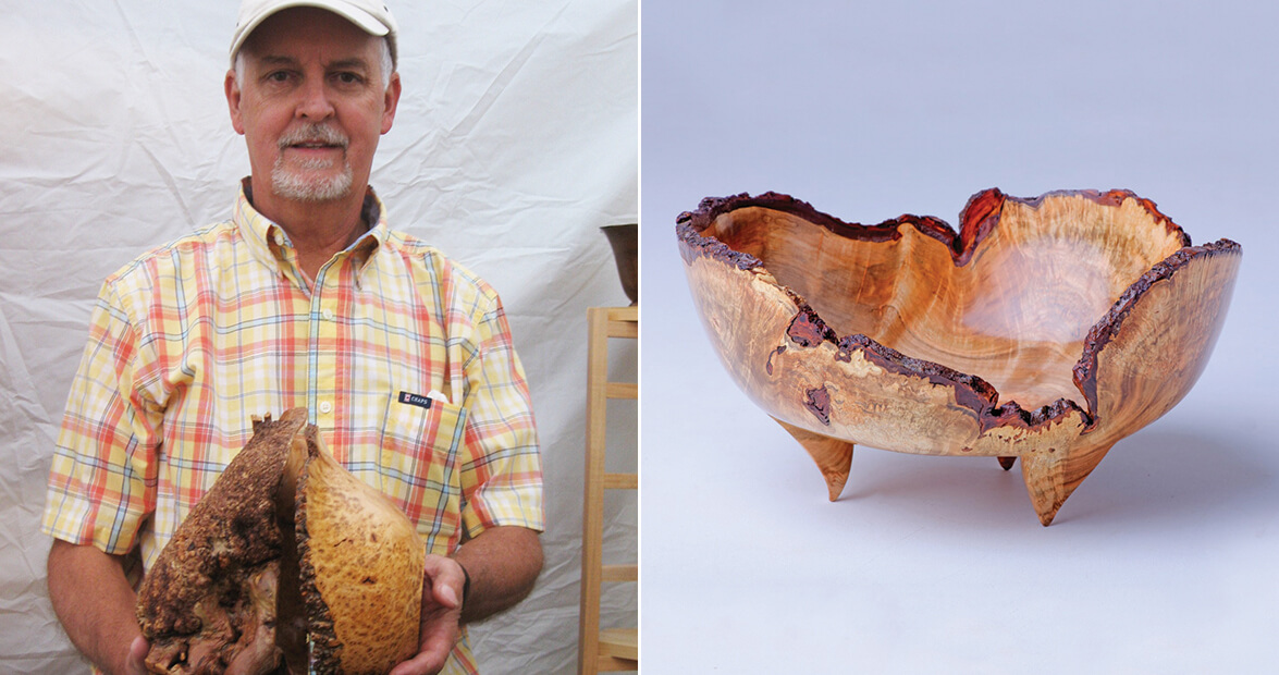 Meet the Maker: Waldroup Woodworks