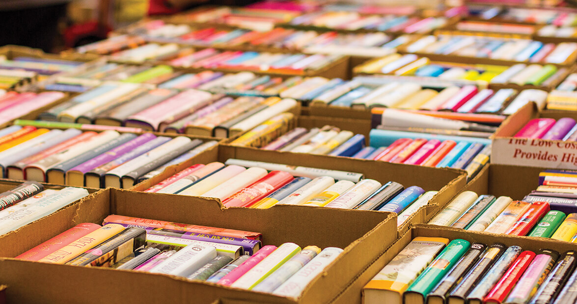 September 2016 Book Sale Events