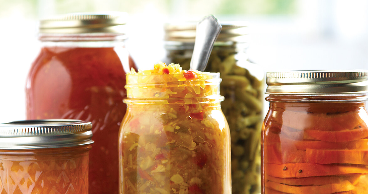 Preserving Summer's Fresh Bounty, One Can at a Time