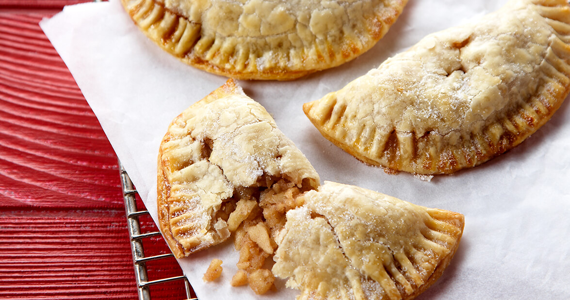 Fried Apple Pies Recipe