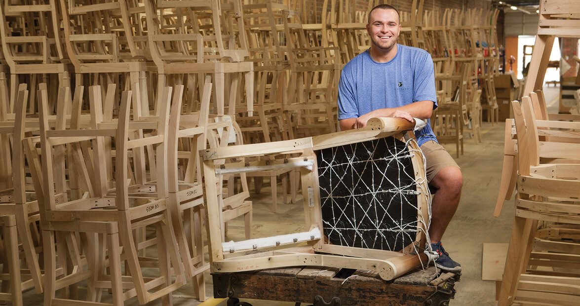 Family Roots Run Deep at Vanguard Furniture in Hickory