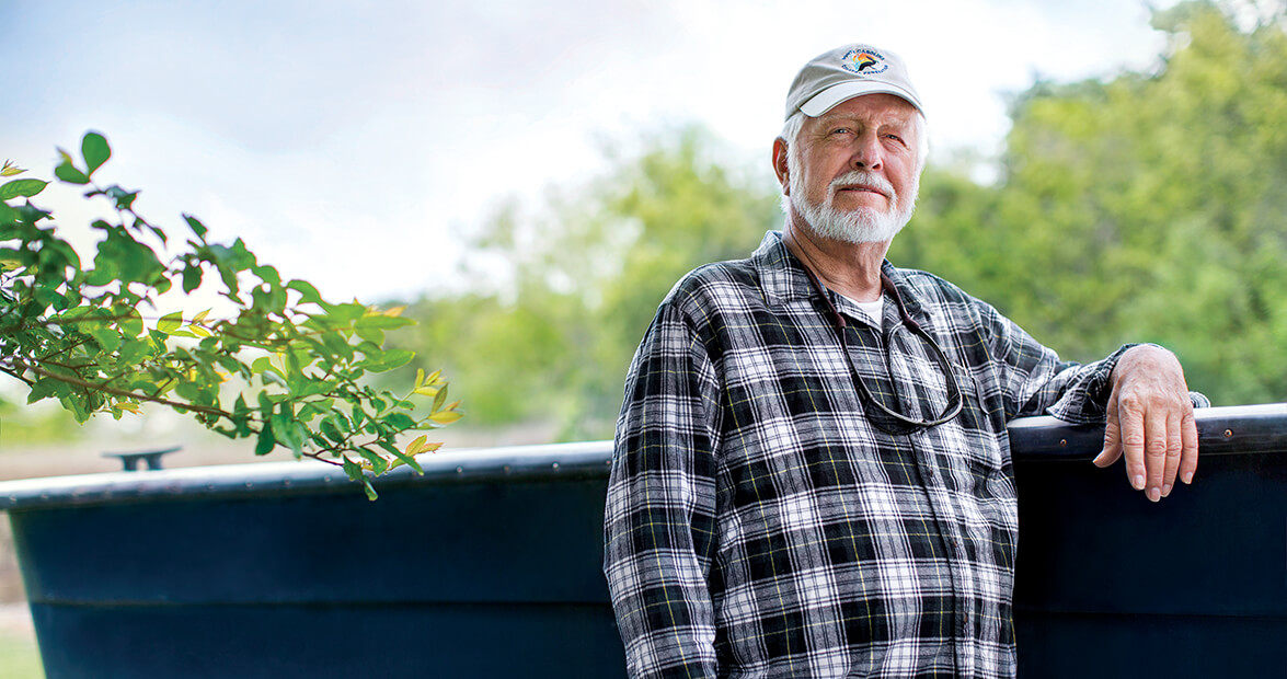 Meet the Ferryman of the Outer Banks