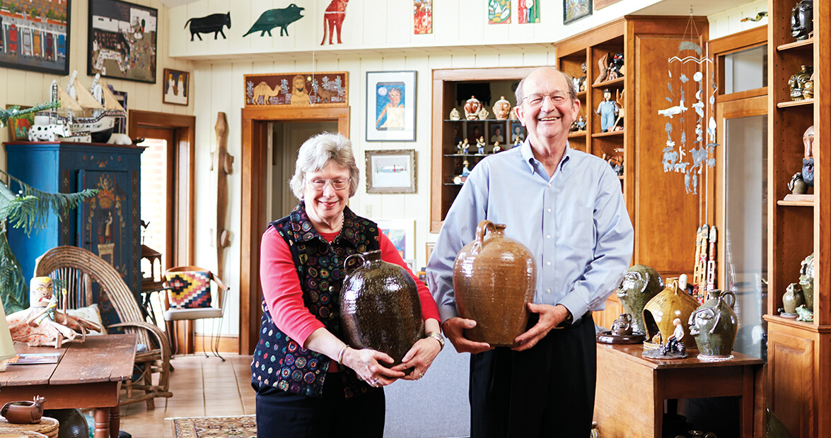 Collecting and Preserving Southern Folk Art in Hickory