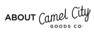 Camel City Goods Giveaway
