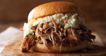 Slow-Cooked Pulled Pork Shoulder