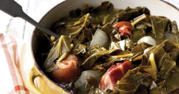 Ham Hocks & Collard Greens Recipe