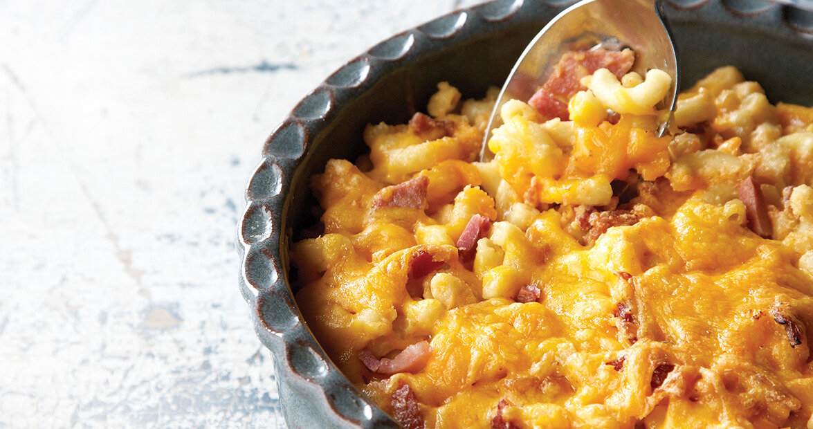 Country Ham Mac & Cheese Recipe