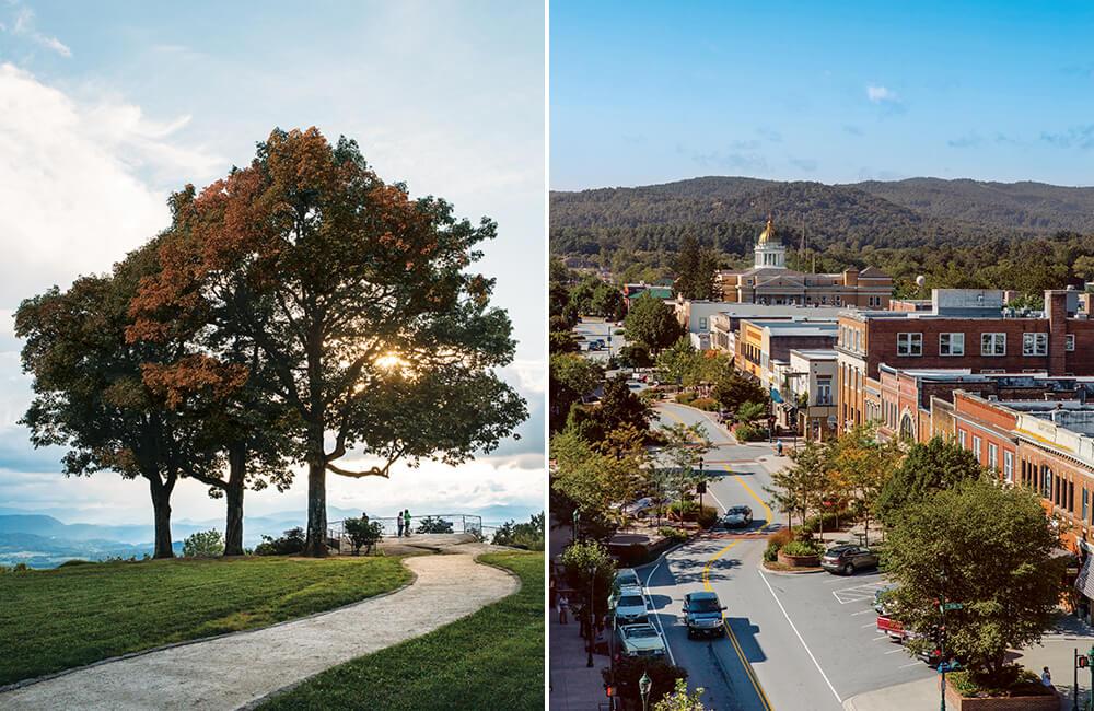 Hendersonville: A Modern Mountain Town