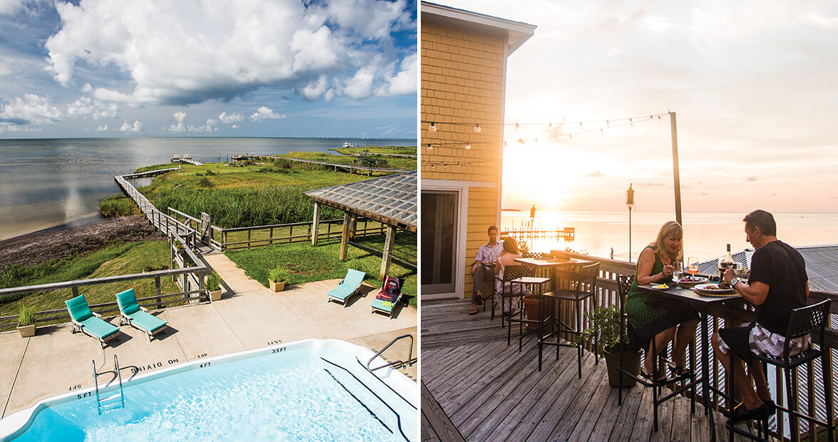 Coastal Serenity at the Inn on Pamlico Sound