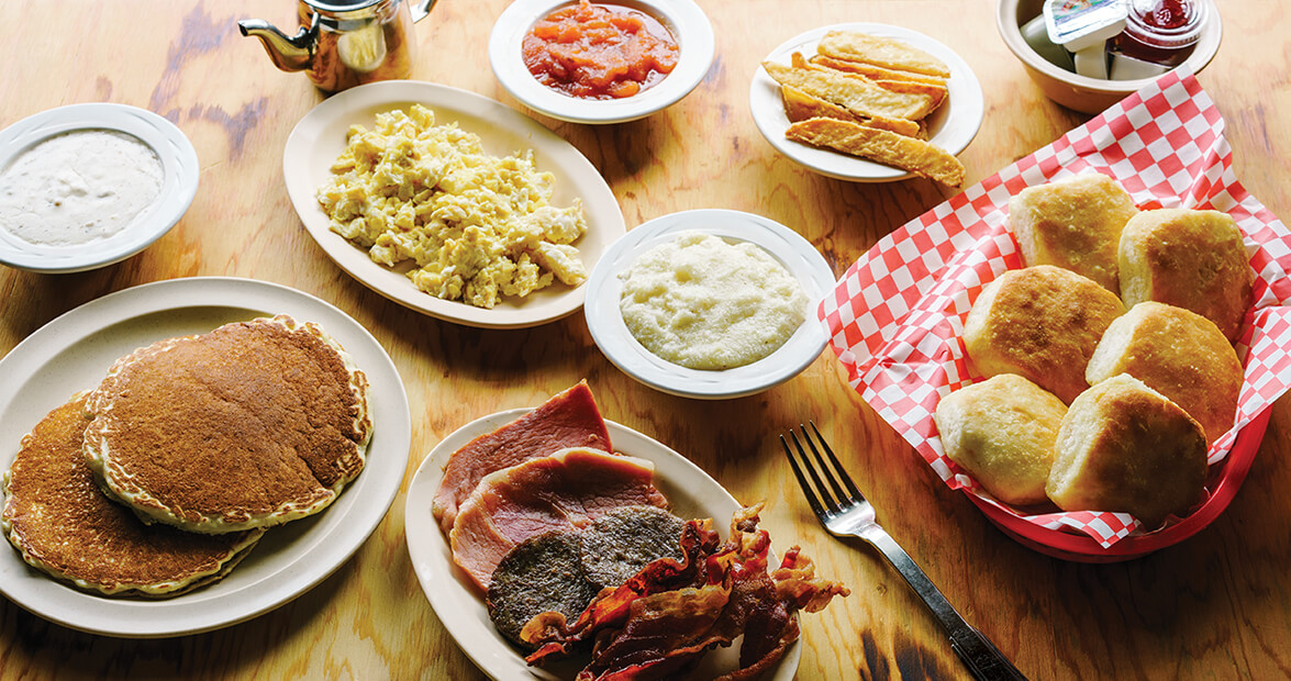 32 Breakfast Spots in Western NC Worthy of a Wake-Up Call
