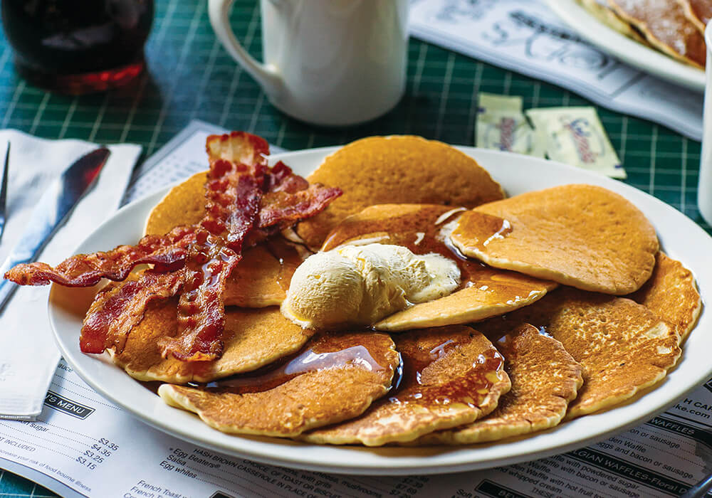32 Breakfast Spots Worthy of a Wake-Up Call