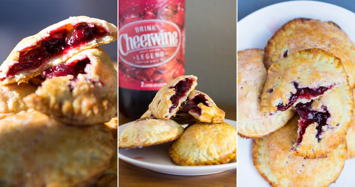Cheerwine Hand Pies Recipe