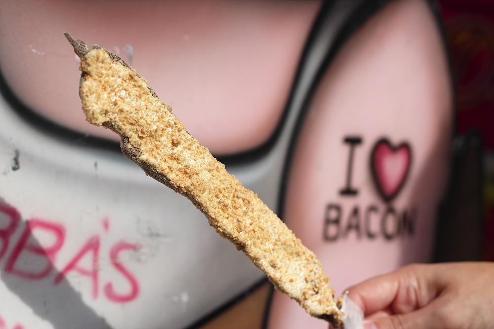 Bacon S'more